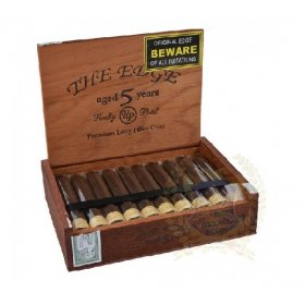 Trabucuri Rocky Patel The Edge Mini Belicoso Maduro 20