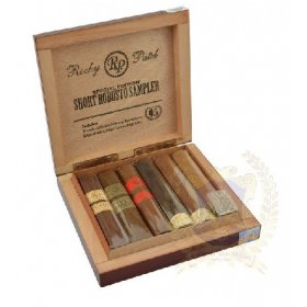 Trabucuri Rocky Patel Short Robusto Selection Sampler 6