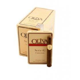 Trabucuri Oliva Serie G Cameroon Cigarillo Tin 5