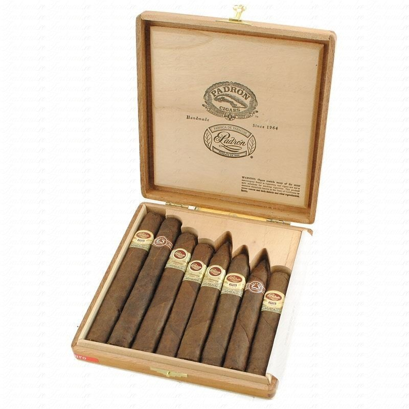 Trabucuri Padron Sampler Natural Gift Pack 8