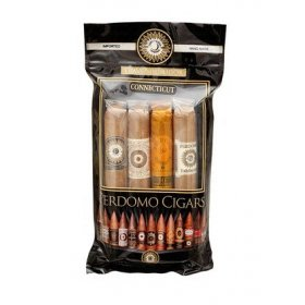 Trabucuri Perdomo Humidified Bag 4 Pack Connecticut 4