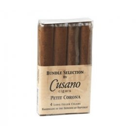 Trabucuri Budle Selection By Cusano Petit Corona Cello 4