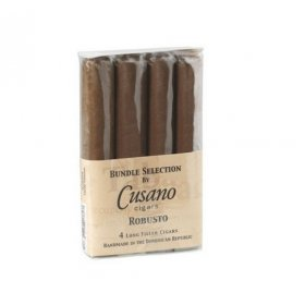 Trabucuri Bundle Selection By Cusano Robusto Cello 4