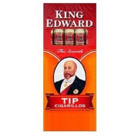 Tigari de foi King Edward Tip Cigarillos 5
