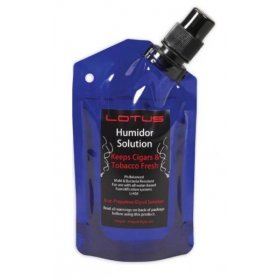 Solutie umidificare humidor Lotus 240 ml