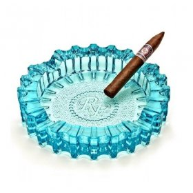 Scrumiera trabucuri Rocky Patel Luxury Luminoso Blue