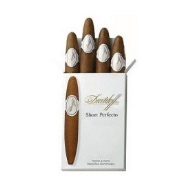 Trabucuri Davidoff Special Short Perfecto Cello 4