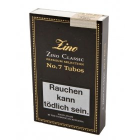 Trabucuri Zino Clasic No 7 Tub 4 S