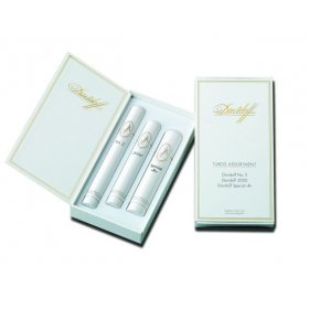 Trabucuri Davidoff Tubos Assortment 3 S