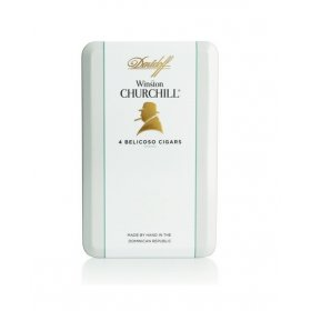 Trabucuri Davidoff Winston Churchill Belicoso Cello 4
