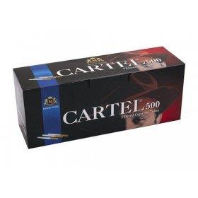 Tuburi tigari Cartel King Size 500