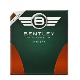 Tigari de foi Bentley Filler Whisky 20