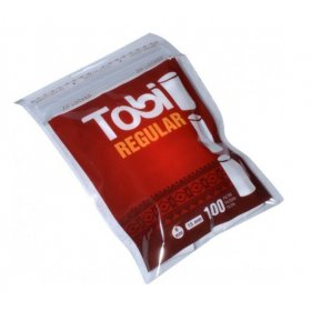 Filtre rulat standard 8 mm Tobi 100