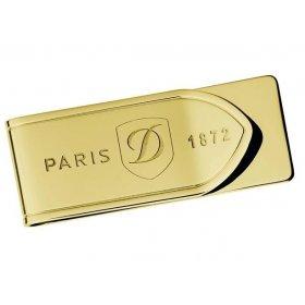 Ac de bani S.T Dupont PVD Gold 003080