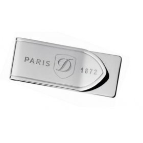 Ac de bani S.T Dupont Stainless Steel 003081