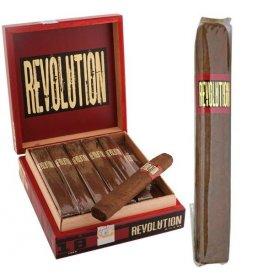 Trabucuri A. Turrent Revolution Toro Pressed Box 18