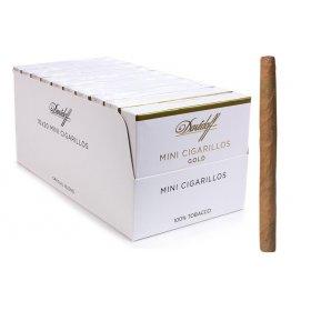 Tigari de foi Davidoff Mini Cigarillos Gold 10 pachete