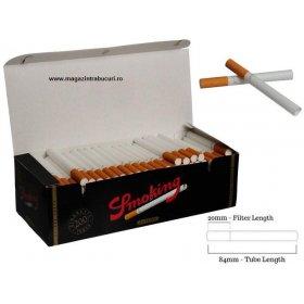 Tuburi tigari Smoking De Luxe 200
