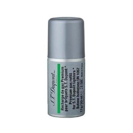 Gaz brichete S.T. Dupont Green 000433