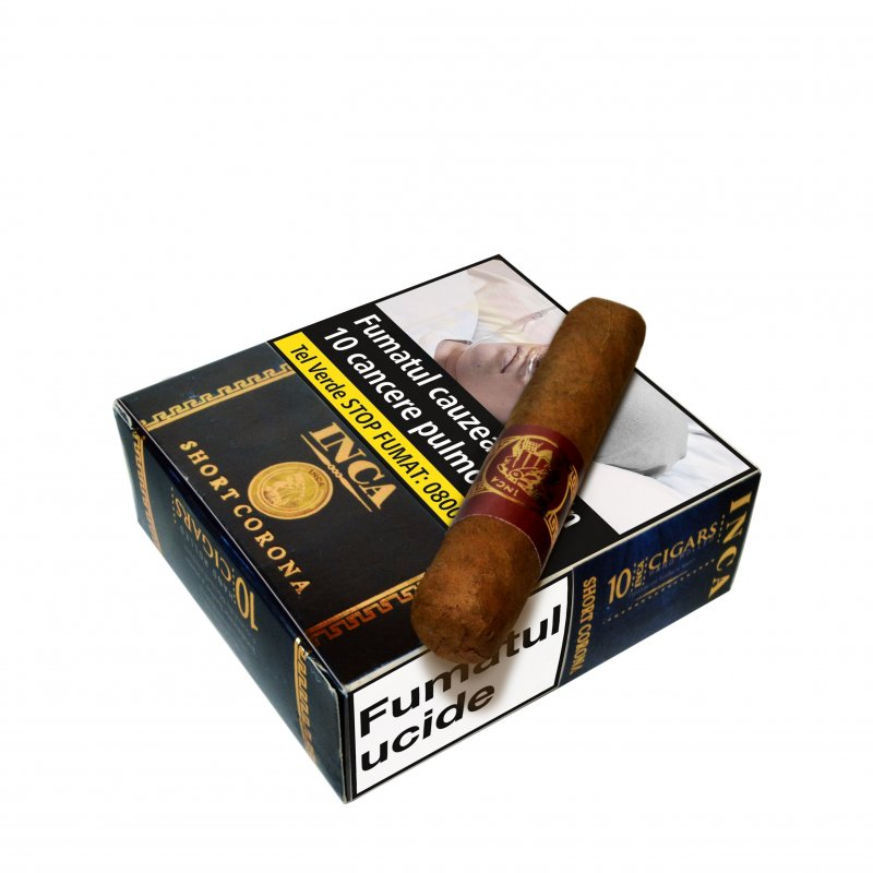 Trabucuri Inca Secret Blend Long Filler Short Corona 10