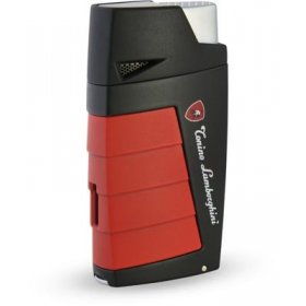 Bricheta Tonino Lamborghini Raddoppiare Red and Black