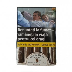 Trabucuri Casa de Garcia Magnum Sumatra 10
