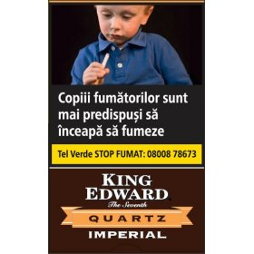 Tigari de foi King Edward Imperial Quartz 5