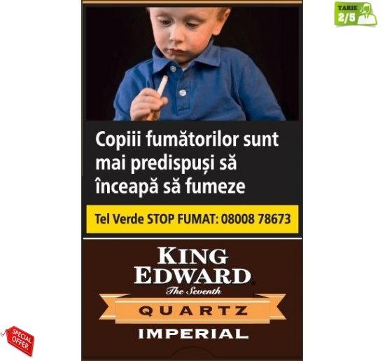 Tigari de foi King Edward Imperial Quartz 5