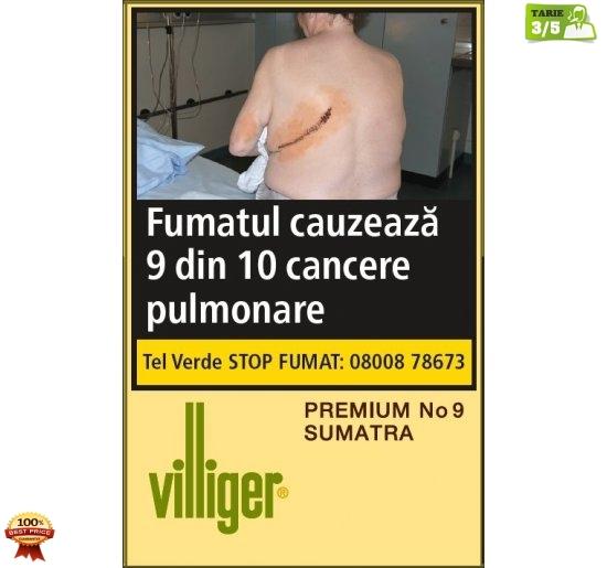 Tigari de foi Villiger Premium No 9 Sumatra 10