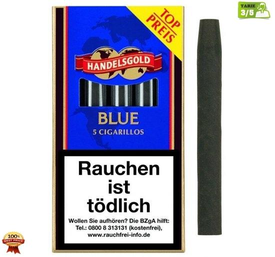 Tigari de foi Handelsgold Blue 5