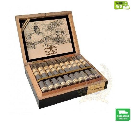 Trabucuri Rocky Patel DECADE Toro Limited Edition 20