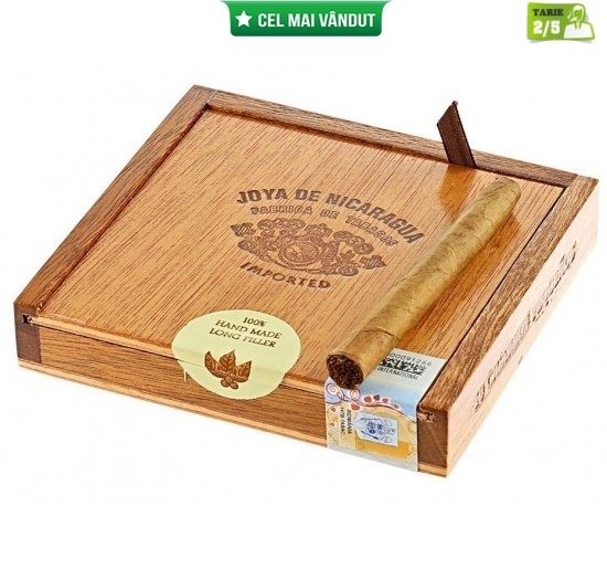 Trabucuri Joya de Nicaragua Clasico Cigarros Pequenos 10