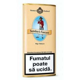Tutun de pipa Thomas Radfords Sunday Fantasy 50 g