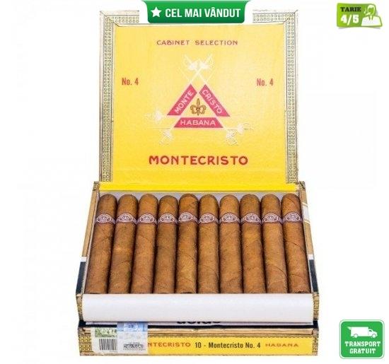 Trabucuri Montecristo no.4 10