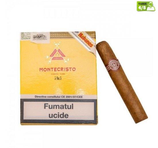 Trabucuri Montecristo no.5 5