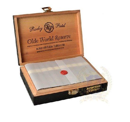Trabucuri Rocky Patel Olde World Reserve Robusto Corojo 20