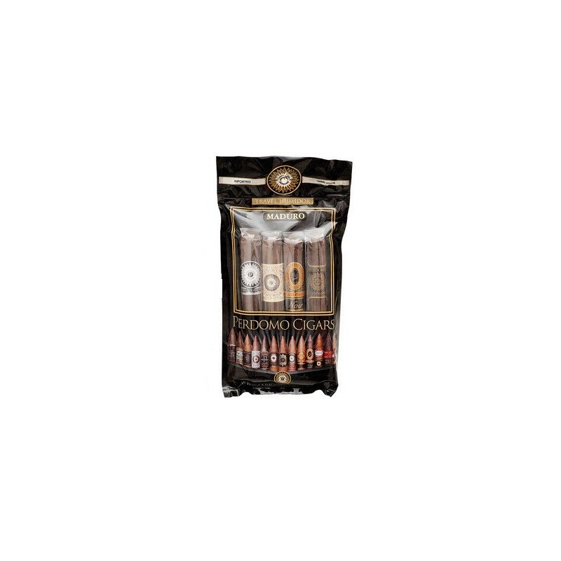 Trabucuri Perdomo Humidified Bag 4 Pack Maduro 4
