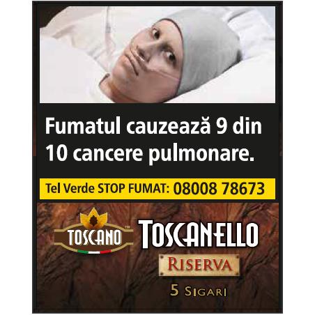 Tigari de foi Toscanello Riserva 5