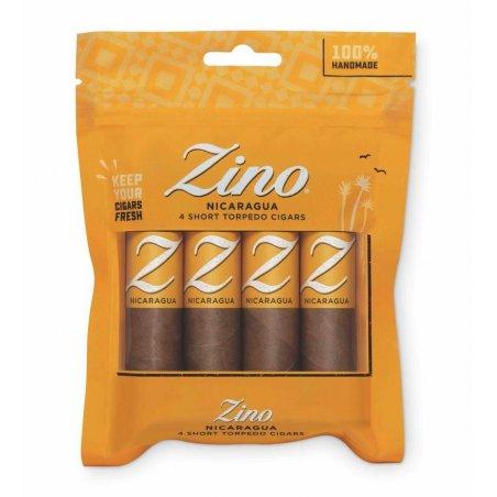 Trabucuri Zino Fresh Pack Nicaragua Short Torpedo 4