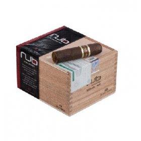 Trabucuri Nub Cigars NUB 460 Maduro Tubos 12