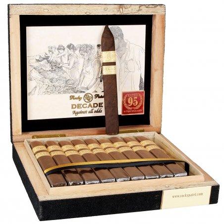 Trabucuri Rocky Patel Decade Limited Edition Torpedo 20