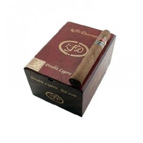 Trabucuri La Flor Dominicana Double Ligero DL-700 Natural 20