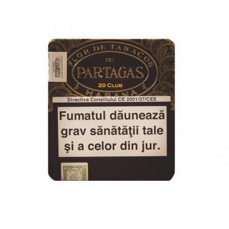 Tigari de foi Partagas Club