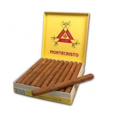 Tigari de foi Montecristo Club