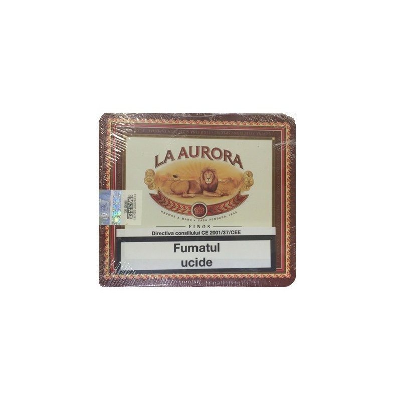 Tigari de foi La Aurora finos tins10