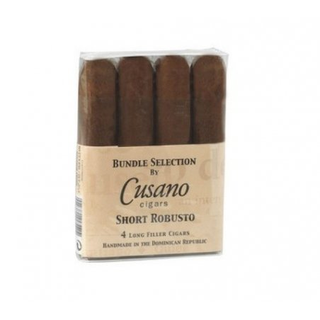 Trabucuri BUNDLE SELECTION BY CUSANO SHORT ROBUSTO CELLO 4