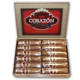 Trabucuri CORAZON SHORT ROBUSTO CELLO 24