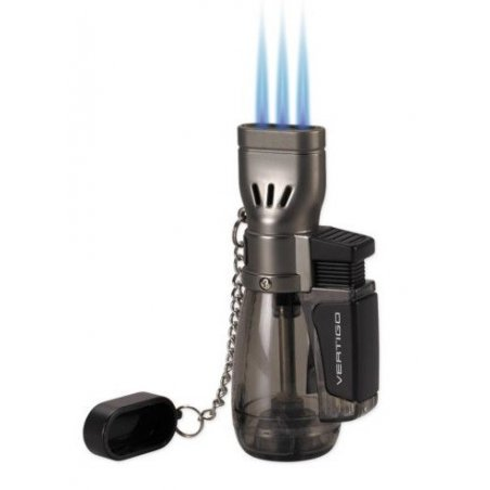 Bricheta Vertigo Venom Triple Torch Lighter