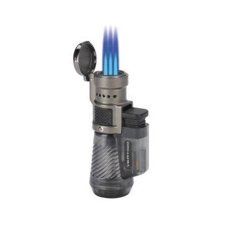 Bricheta Vertigo Cyclone Triple Flame Lighter