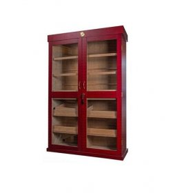 Humidor trabucuri Wooden Cabinet WLHC0014